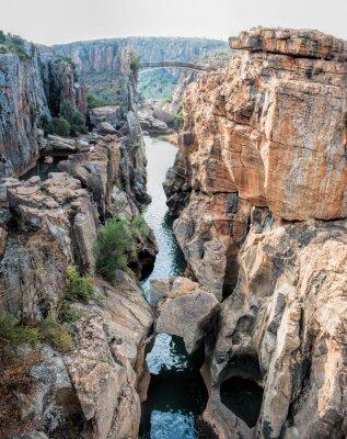 Fotomural Cañón del río Blyde