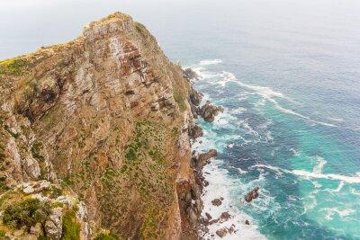Fotomural Cape Point cerca del Cabo de Buena Esperanza Sudáfrica