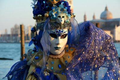 Fotomural Carnevale di Venezia