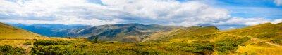 Fotomural Cárpatos, montañas, panorámico