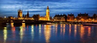 Fotomural Casas del Parlamento
