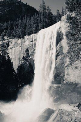 Fotomural cascadas