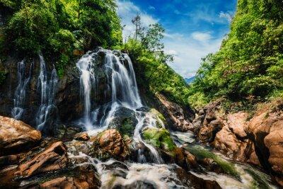 Fotomural Cat-Cat cascada, Vietnam