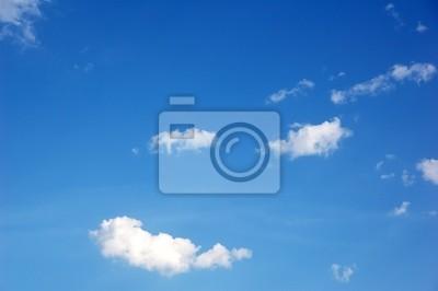 Fotomural cielo con nubes