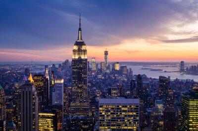 Fotomural Ciudad de Nueva York