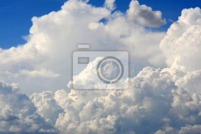 Fotomural cloud-18