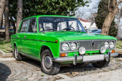 Fotomural Coche
