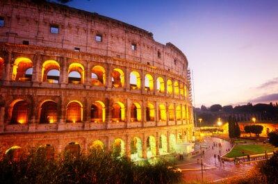 Fotomural Coliseo en Roma, Italia