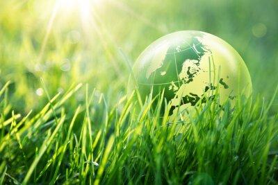 Fotomural concepto de medio ambiente del mundo - Europa