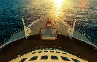 Fotomural Crucero, océano, cruzar