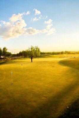 Fotomural cursos de golf