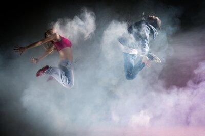 Fotomural Danse moderna