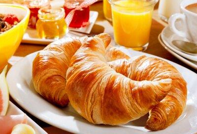 Fotomural Delicioso desayuno continental