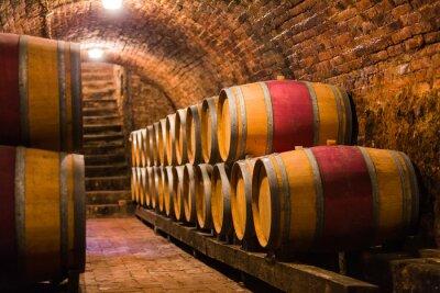 Fotomural Destinatarios Bellas para el mejor vino