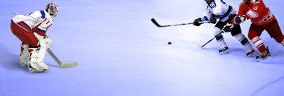 Fotomural Eishockey Weltmeisterschaft
