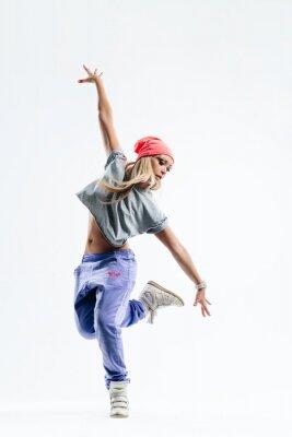 Fotomural el bailarín