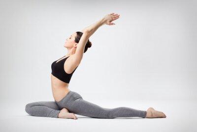 Fotomural el yoga