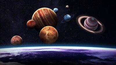 Fotomural Elementos de esta imagen proporcionados por la NASA