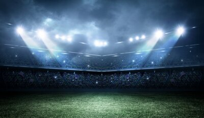 Fotomural Estadio