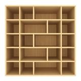 fotomural estante para libros