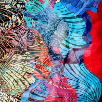 Fotomural Fondo abstracto de colores