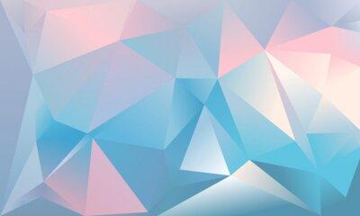 Fotomural Fondo abstracto del triángulo.