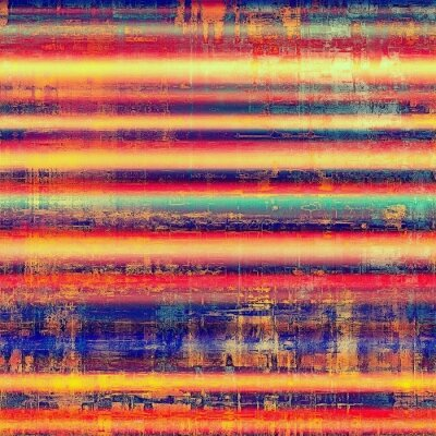 Fotomural Fondo abstracto o textura. Con diferentes patrones de color: amarillo (beige); azul; naranja roja); rosado; Violeta púrpura)