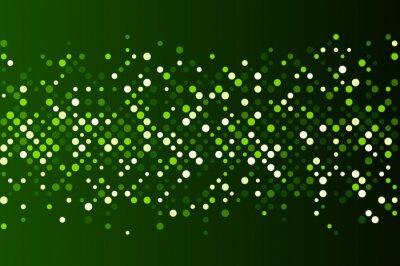 Fotomural Fondo abstracto verde.