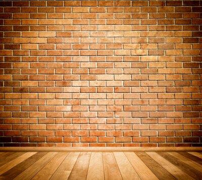 Fotomural Fondo de la pared de ladrillo.