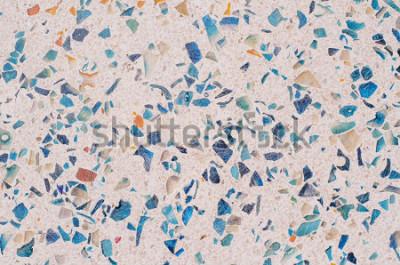 Fotomural Fondo de textura de terrazo