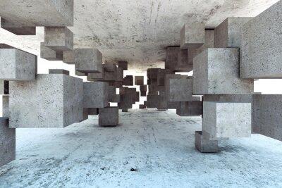 Fotomural Fondo geométrico abstracto