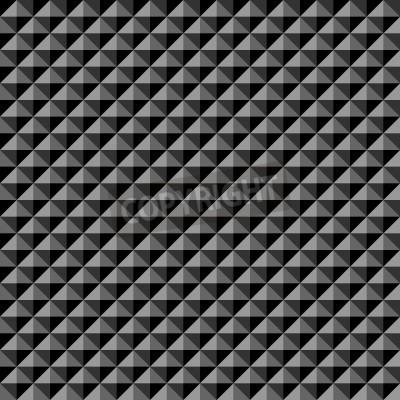 Fotomural Fondo inconsútil abstracto. Textura con efecto de relieve.