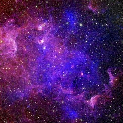 Fotomural Galaxia