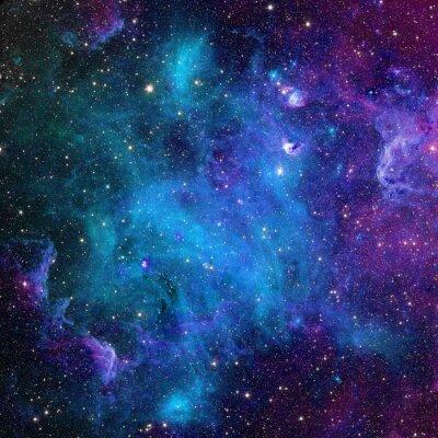 Fotomural Galaxy