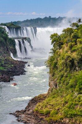 Fotomural Garganta del Diablo, Cataratas del Iguazú, Argentina