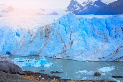 Fotomural Glaciar Perito Moreno.