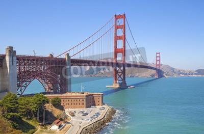 Fotomural Golden Gate Bridge en San Francisco, Estados Unidos.