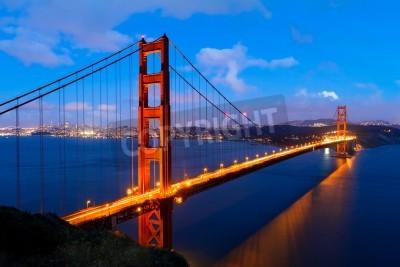 Fotomural Golden Gate, San Francisco California