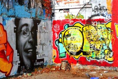 Fotomural Graffiti: Antecedentes