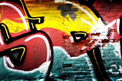 Fotomural Grafiti