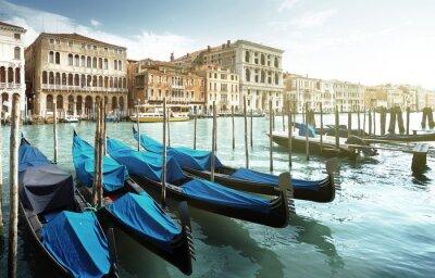Fotomural Gran Canal, Venecia, Italia