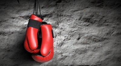 Fotomural Guantes de boxeo