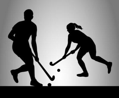 Fotomural Hockey - 35