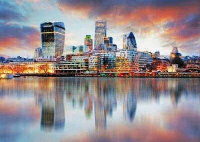 Fotomural Horizonte de Londres