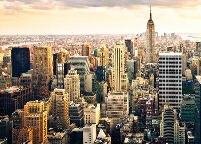 Fotomural Horizonte de Nueva York von