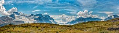 Fotomural Icefield Park Glacier vista panorámica