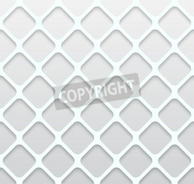 Fotomural Ilustración de agujero de papel patrón sin fisuras resumen