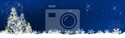 Fotomural ilustración navideños