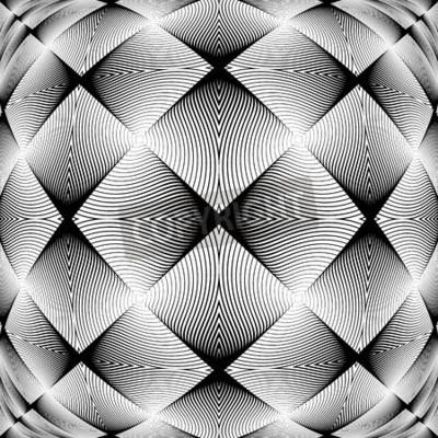 Fotomural Ilustración vectorial de última generación. No degradado