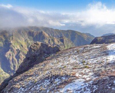 Fotomural Isla llamada Madeira